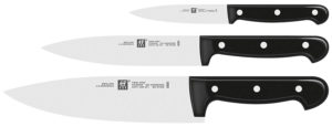 Zwilling 34930-006-0 Twin Chef Messerset, 3-teilig